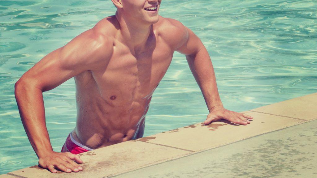Perfekter Muskelaufbau durch Ernährung und Training auf blog-kade.de