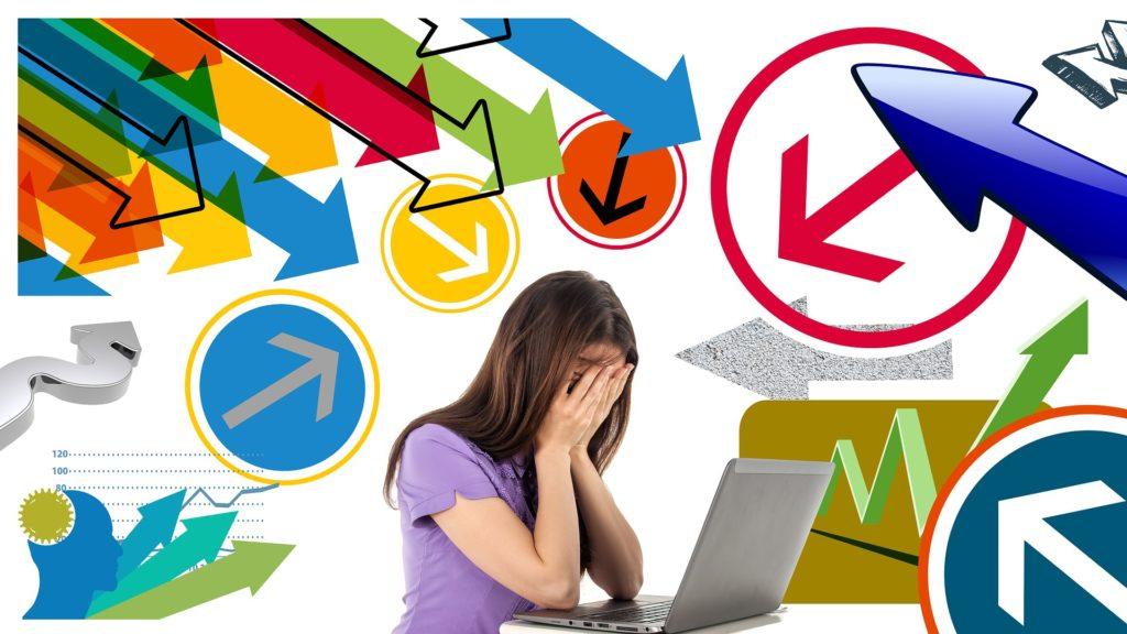 Was ist der eigene Stressfaktor? auf blog-kade.de